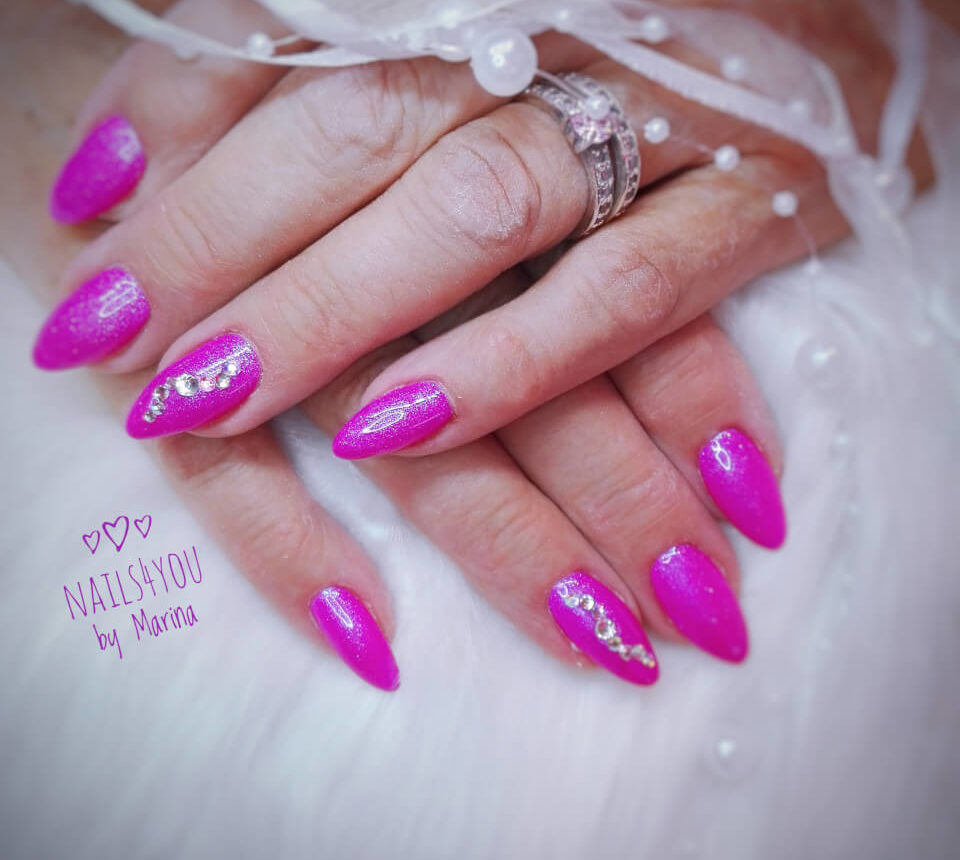 Fullcover by Nails4you Nagelstudio Bayreuth